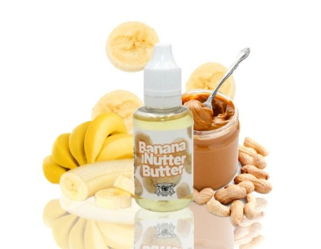 Chefs Flavours / Banana Nutter Butter 30ml aroma