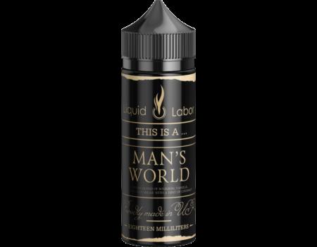 Liquid Labor / Man´s World 18ml aroma / Longfill