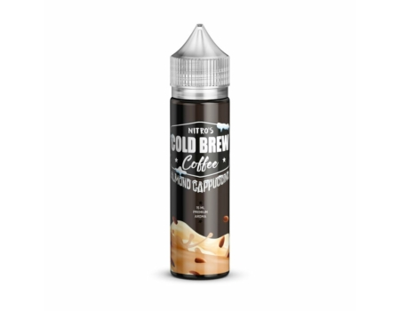 Nitro's Cold Brew Coffee / Almond Cappuccino 15ml aroma