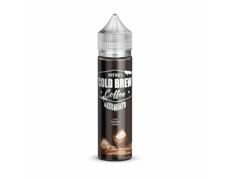 Nitro's Cold Brew Coffee / Macchiato 15ml aroma