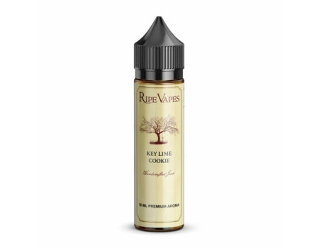Ripe Vapes / Handcrafted Joose / Key Lime Cookie 15ml aroma