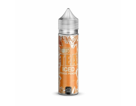 Twist Tea by PGVG / Pekoe Peach ICE 15ml aroma