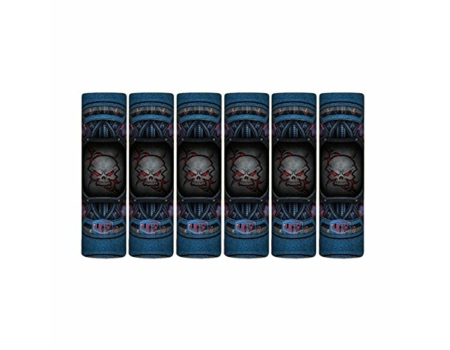 VST akku wraps / 20700 - 21700 Grim Reaper akkumulátor fólia / 1db