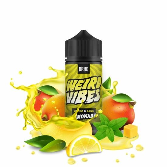 Barehead / Weird Vibes - Mango & Basil - 20ml aroma