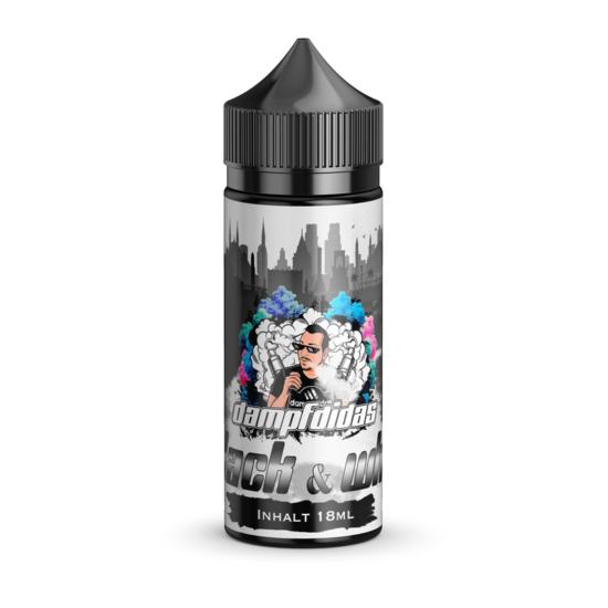 Dampfdidas / Black & White 18ml Aroma