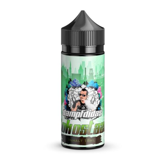 Dampfdidas / Kokostazie 18ml Aroma