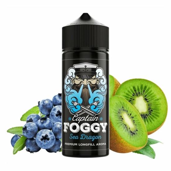 Captain Foggy / Sea Dragon 10ml aroma