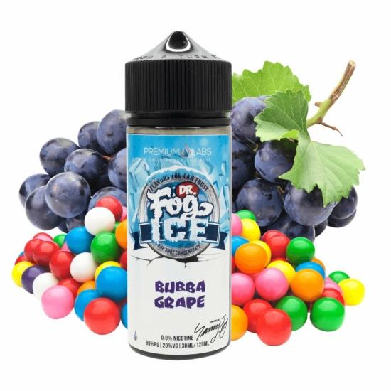 Dr.Fog / Bubba Grape ICE aroma