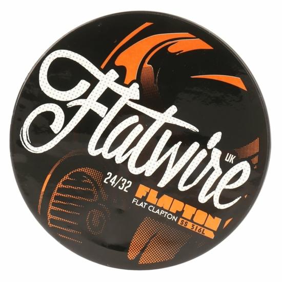 Flatwire UK / Flapton SS316L 24/32 / 10ft
