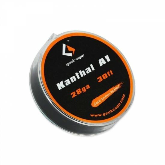 GeekVape Kanthal A1/28GA/0,3MM 30FT/9M