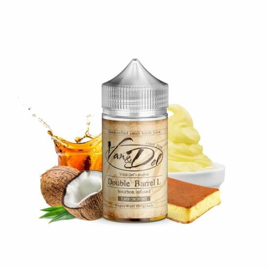 Infamous / Van & Del Design / Double Barrel L 15ml aroma