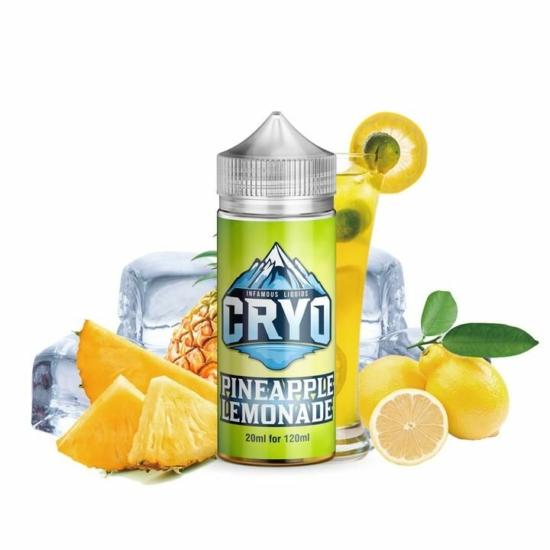 Infamous / CRYO / Pineapple Lemonade 20ml aroma