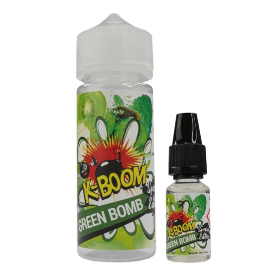 K-Boom / Special Edition / Green Bomb 10ml aroma