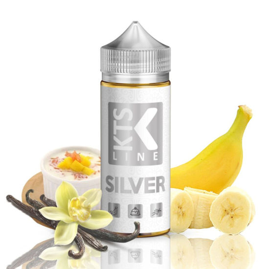 KTS Line / Silver 30ml Aroma