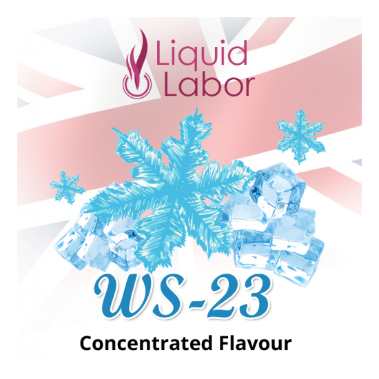Liquid Labor / Cooler WS-23 10ml adalék