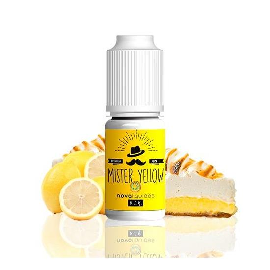 Nova Liquides / Mister Yellow 10ml aroma