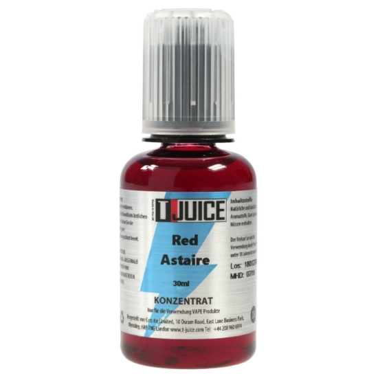 T-juice / Red Astaire 30ml Aroma