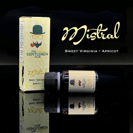 TVGC / Mistral - Sweet Virginia & Apricot 11ml aroma