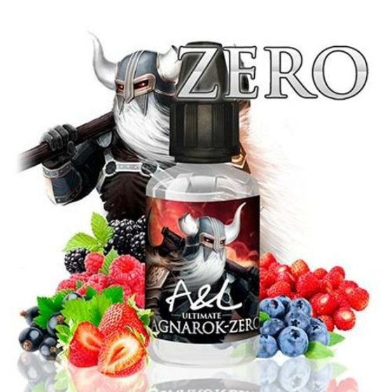 A&L / Ragnarok Zero Sweet Edition 30ml aroma