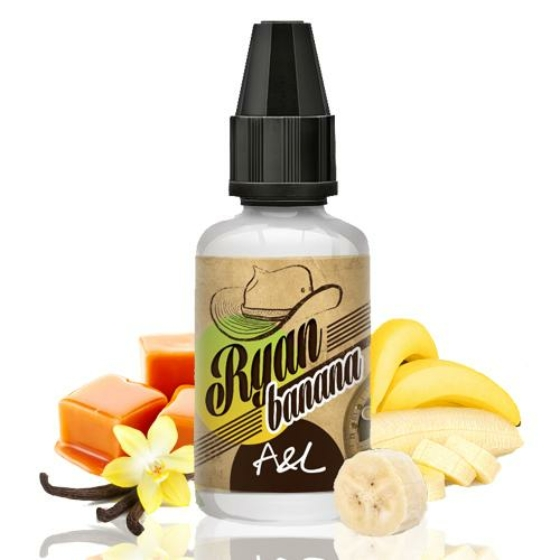 A&L / Ryan Banana 30ml aroma