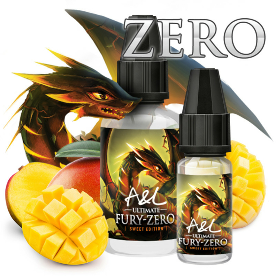A&L / Fury Zero Sweet Edition 30ml aroma