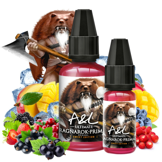 A&L / Ragnarok Primal Sweet Edition 30ml aroma