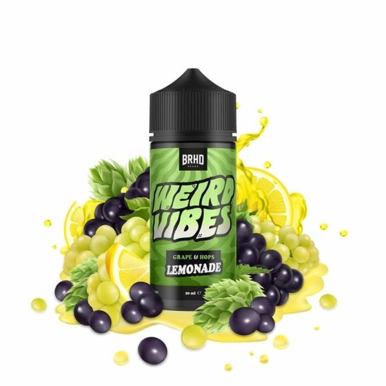 Barehead / Weird Vibes - Grape & Hops - 20ml aroma