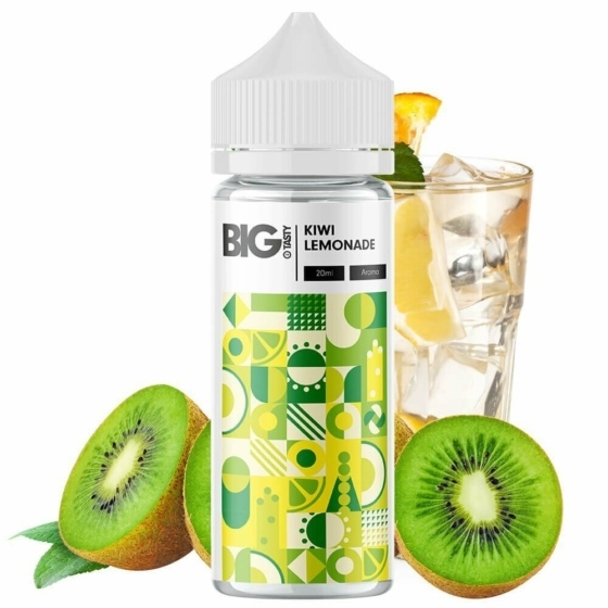 Big Tasty / Kiwi Lemonade 20ml aroma