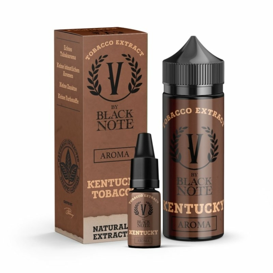 Vaporificio / Black Note / Kentucky V 10ml Aroma