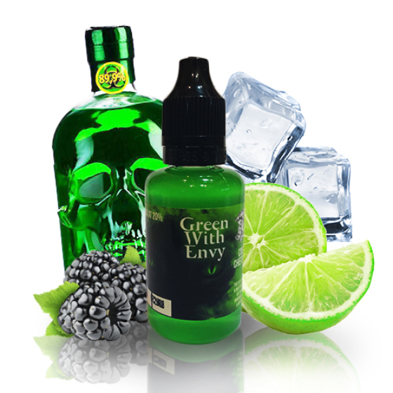 Chefs Flavours / Green With Envy 30ml aroma