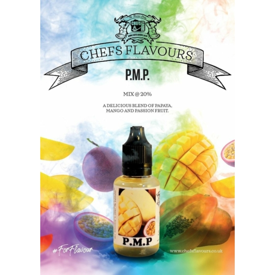 Chefs Flavours / P.M.P. 30ml aroma