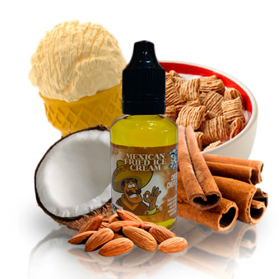 Chefs Flavours / Mexican Fired Ice Cream 30ml aroma
