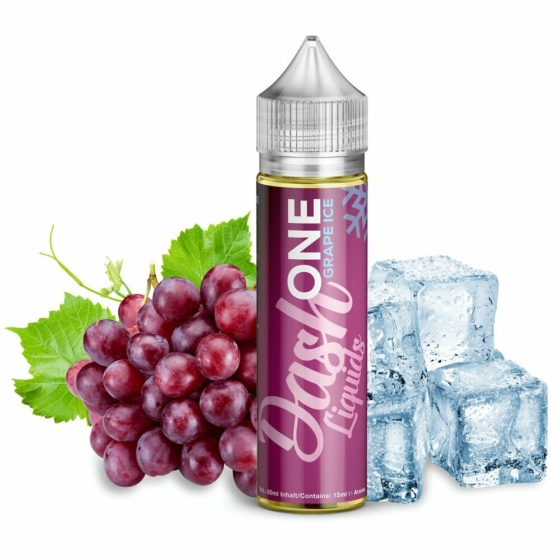Dash Liquids / One Grape Ice 15ml aroma