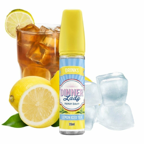 Dinner Lady / Lemon Iced Tea 20ml aroma / Longfill