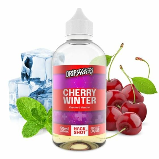 Drip Hacks / Cherry Winter / 50ml aroma