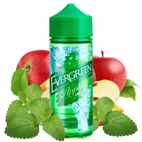 Evergreen / Apple Mint 30ml aroma