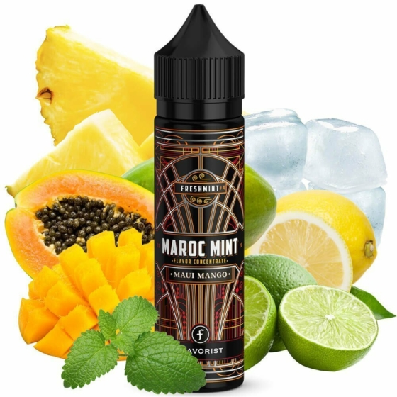 Flavorist / Maroc Mint - Maui Mango 15ml Aroma