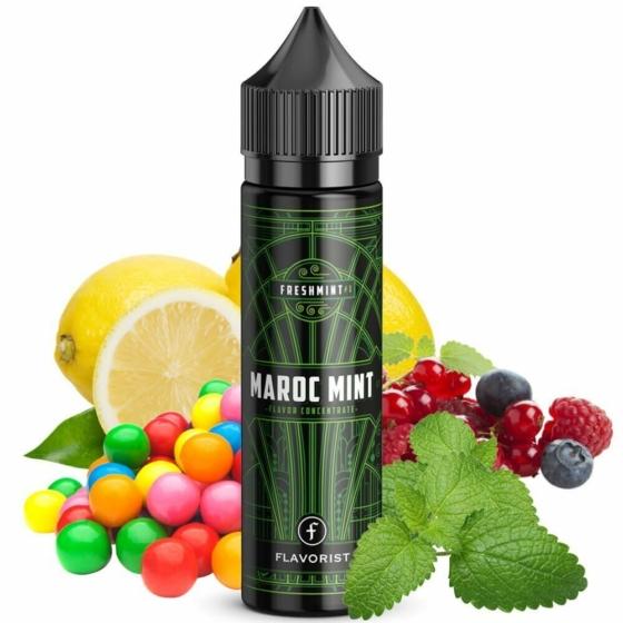 Flavorist / Maroc Mint 15ml Aroma