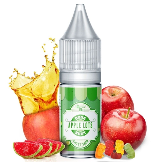 Flavour Boss / Apple Lots 10ml aroma