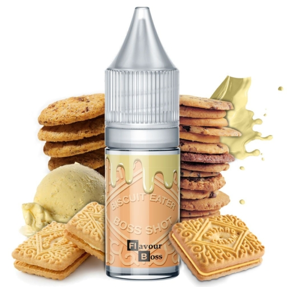 Flavour Boss / Biscuit Eater 10ml aroma