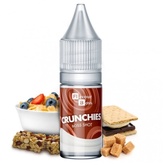 Flavour Boss / Crunchies 10ml aroma