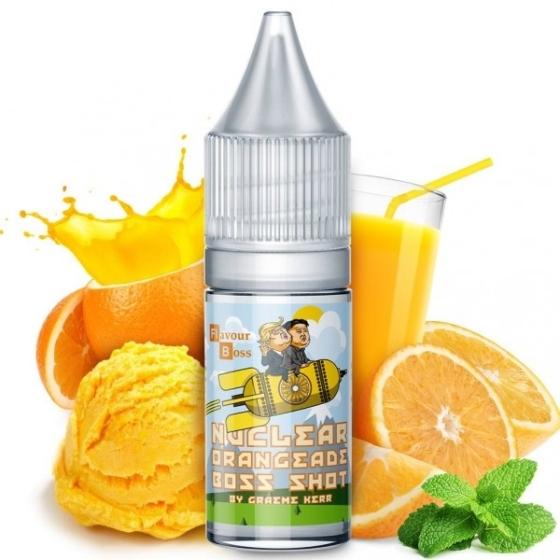 Flavour Boss / Nuclear Orangeade 10ml aroma