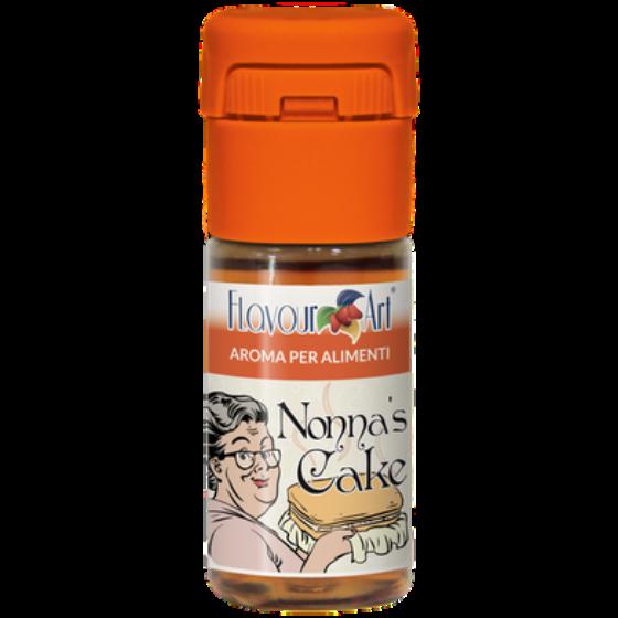 FlavourArt / Nonna's Cake 10ml aroma