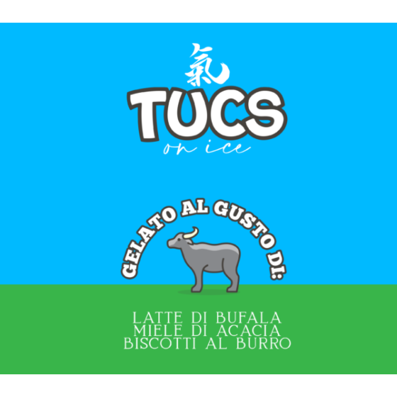GBC / TUCS - On Ice 20ml aroma / LIMITÁLT