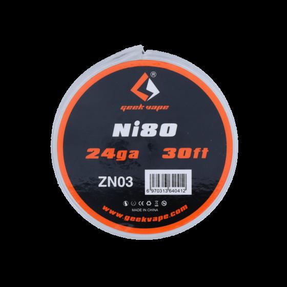 GeekVape NI80/24GA/0,5MM 30FT/9M ZN03