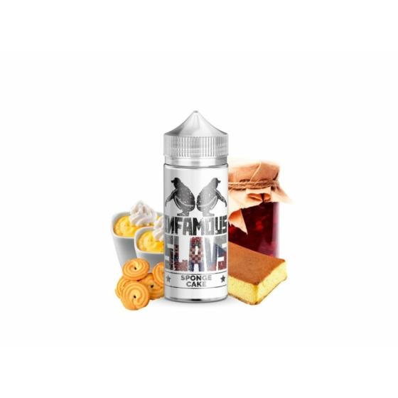 Infamous / Slavs / Sponge Cake 20ml aroma