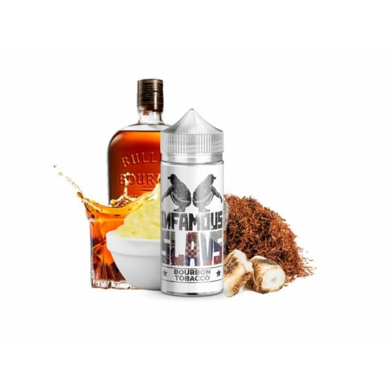 Infamous / Slavs / Bourbon Tobacco 20ml aroma