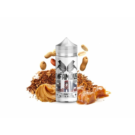 Infamous / Slavs / Tobacco with Nuts 20ml aroma