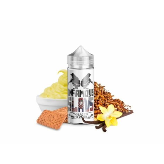 Infamous / Slavs / Tobacco with Vanilla 20ml aroma