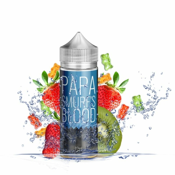 Infamous / Papa Smurf's Blood 12ml aroma